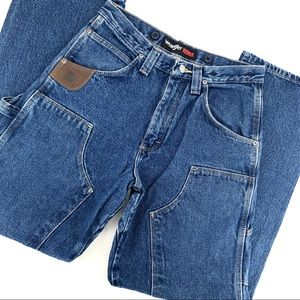 WRANGLER RIGGS WORKWEAR Cargo Carpenter Jeans